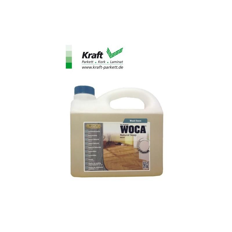 WOCA Holzbodenseife Natur 1L / Bodenöl Fußboden Holzboden