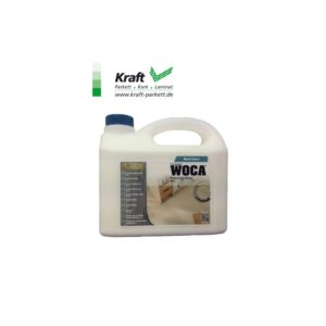 WOCA Holzbodenseife Weiß 1L / Bodenöl Fußboden Holzboden