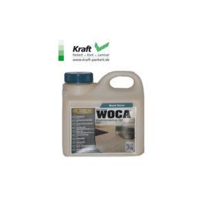 WOCA Pflegeöl Weiß 1L / Bodenöl Fussbodenöl für Holzböden