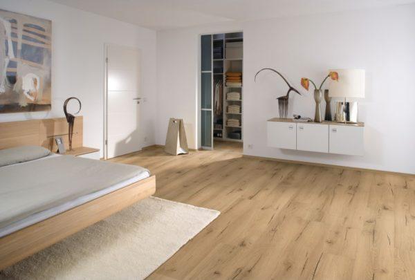 Meister Laminat Risseiche hell 6258 / LC 50 |S| Schiffsboden 1-Stab / Preis pro qm²