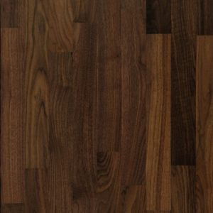 Black Walnut harmony | JASO Duo-Line 2-Schicht Stab-Parkett | 500x70x10 mm