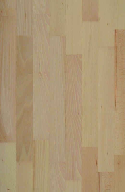 Buche ungedämpft natura | JASO Duo-Line 2-Schicht Stab-Parkett | 500x70x10 mm