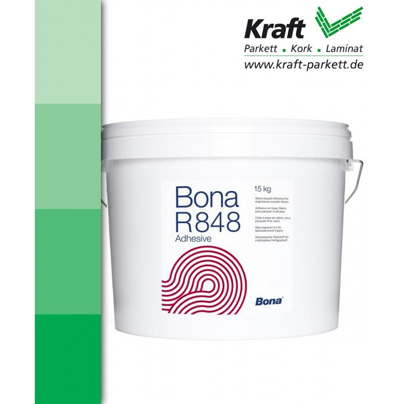 BONA R848 15kg / Kleber für Parkett und Massivdielen