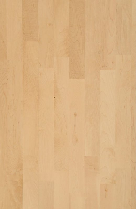 Ahorn kanadisch natura | JASO Duo-Line 2-Schicht Stab-Parkett | 500x70x10 mm