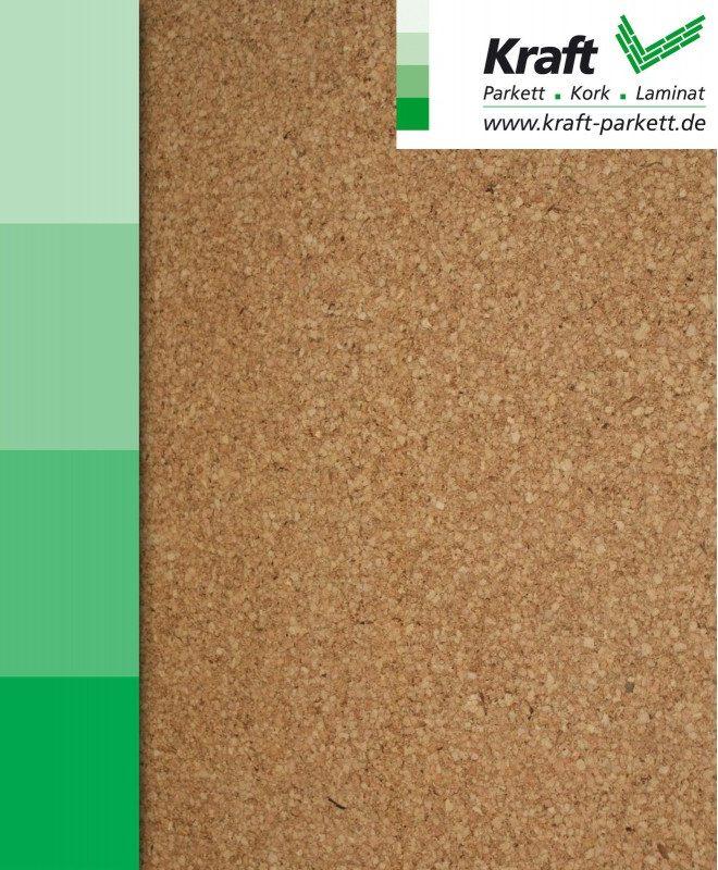 Kork Fertigparket - Standard Element Corknatura von Cortex - 905x295x10,5mm