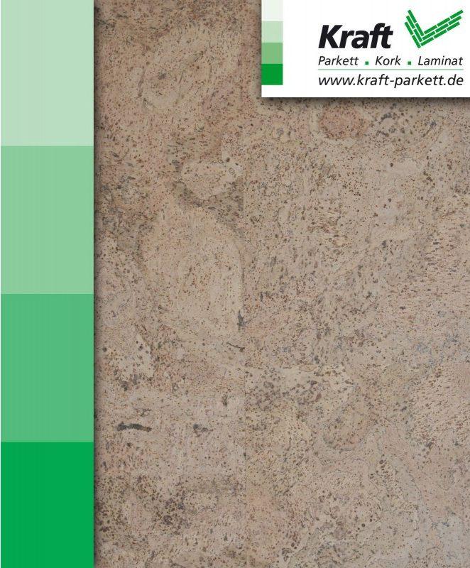 Corknatura Rapid Eis lackiert von Cortex - Kork - 905x295x10,5mm / Preis pro m²