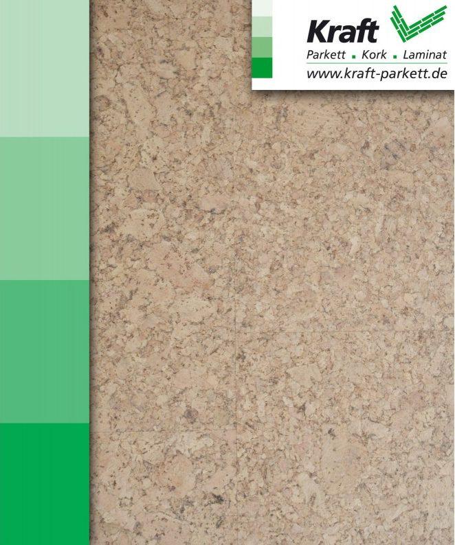 Corknatura Spurt Schotter lackiert - Cortex - Kork 905x295x10,5mm / Preis pro m²