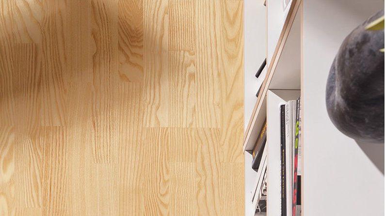 Haro Parkett Esche Trend - Serie 4000 - Schiffsboden - 2200x180x13,5mm