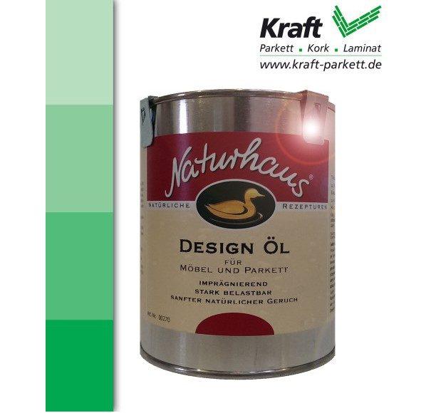 Naturhaus Design Öl / Hartöl Spezial 2,5 Liter - Grundierung / 00250