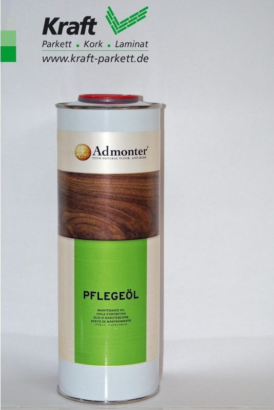 Admonter Pflegeöl Natur (1L) für naturgeölte Oberflächen