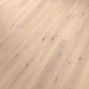 Eiche weiß basic gebürstet | Admonter Parkett Landhausdiele | 2000 x 158 x 10 mm natur geölt