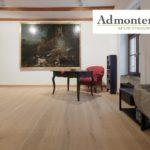 Eiche stone naturelle gebürstet | Admonter Parkett Landhausdiele | 2000 x 192 x 15 mm natur geölt