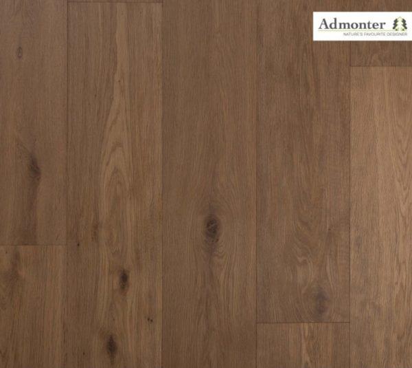 Eiche Seta basic gebürstet | Admonter Parkett Landhausdiele | 2000 x 192 x 15 mm natur geölt