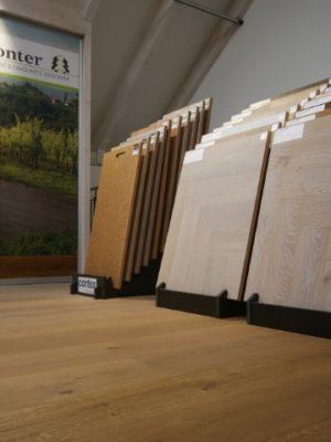 Kraft-Parkett Ausstellung